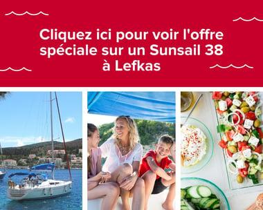 Offre spéciale - Sunsail 38